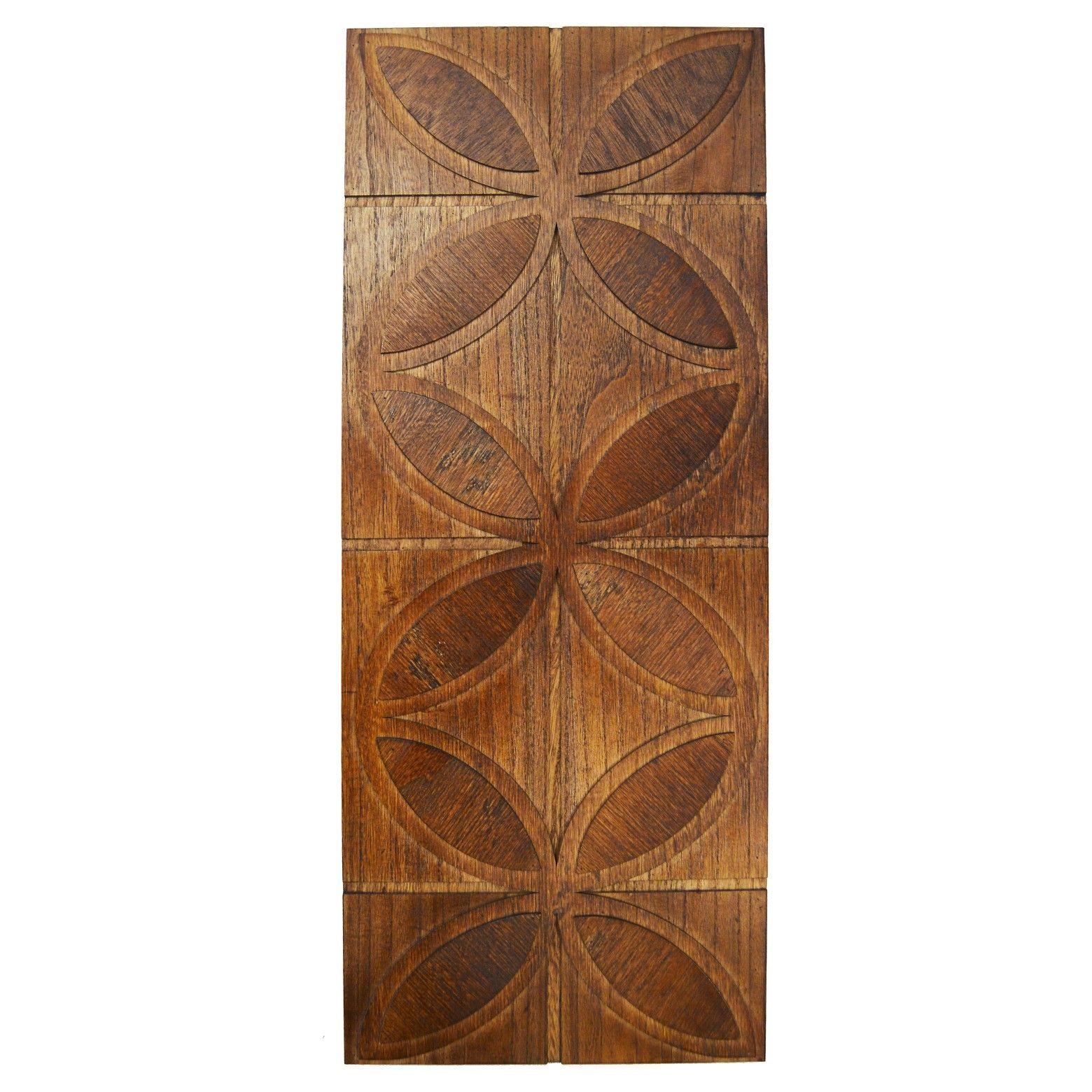 Threshold midcentury pieced wood x pinterest wood panel