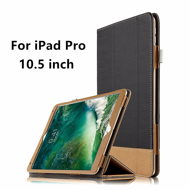 Case For Apple Ipad Pro 10 5 Inch New 2017 Leather Smart Cover For 10 5 Ipadpro Ipad10 5 Tablet Protector Protective Pu Cases Ipad Pro Apple Watch Edition Ipad