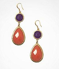 Adorable teardrop shape and awesome color