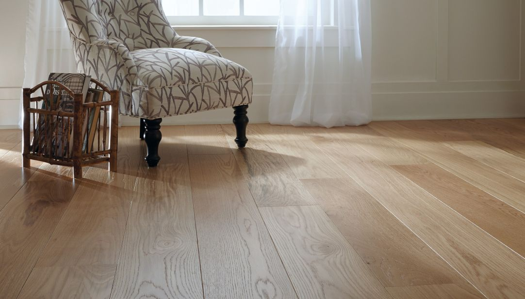 Wide Plank Laminate Flooring wide plank laminate flooring inspired Light Wide Plank Natural Oak Flooring Hardwoods With A Matte Luster