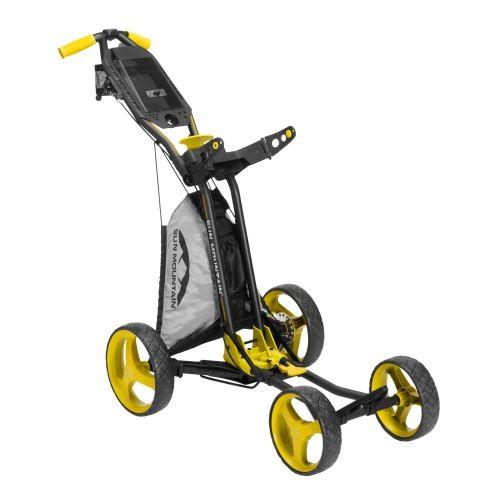 Sun Mountain Micro Cart Sport Golf Push Cart Golf Carts Golf Trolley