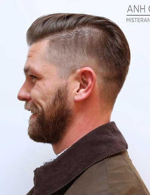 Undercut Hairstyles Back View Fashion Pinterest Men - Undercut hairstyle rear