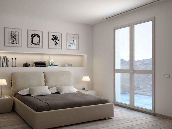 Photo of Wie ein Nischenkopfteil des Bettes einzurichten   – Idee per la casa – Wie ein N…