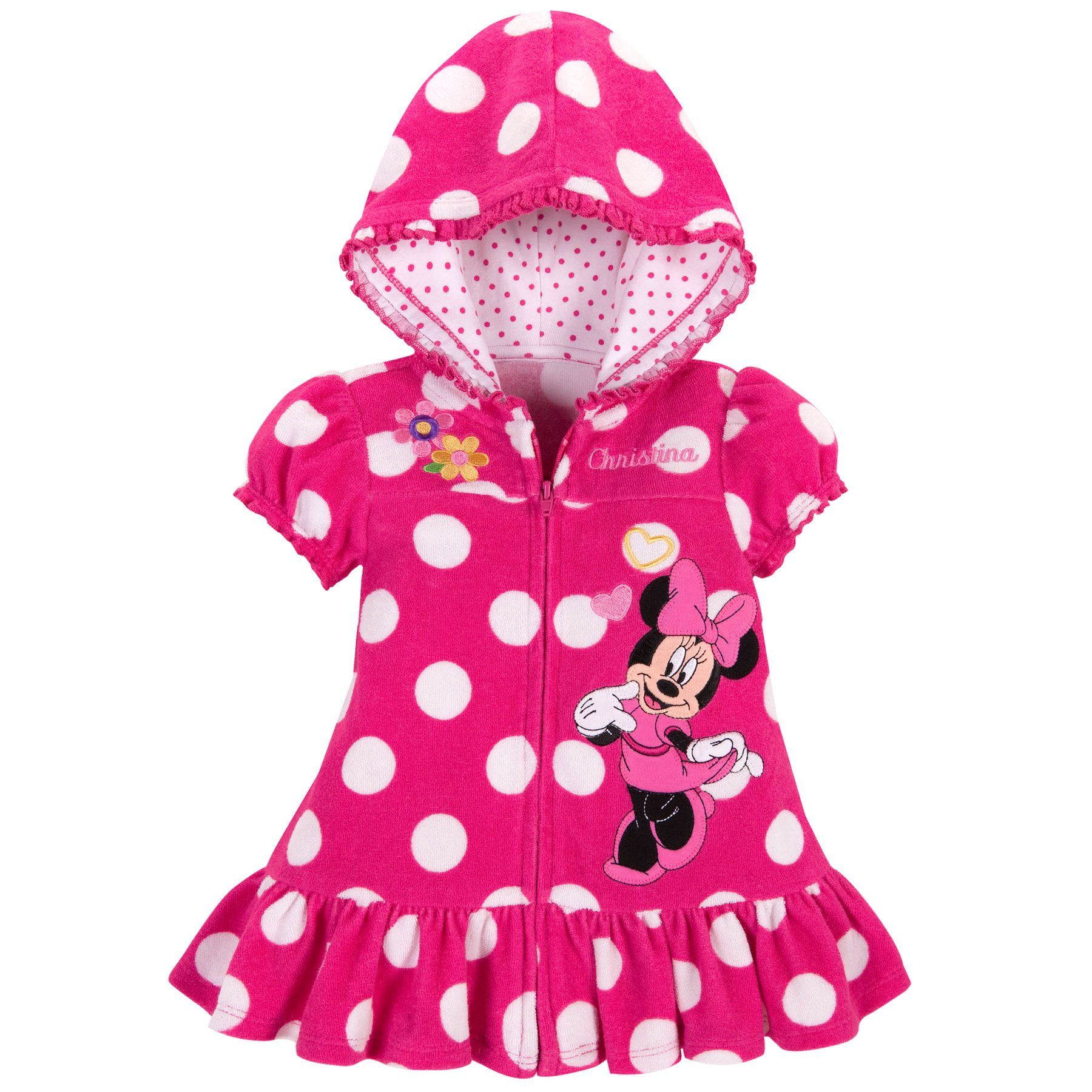 Minnie Mouse Cover Up Disney Baby