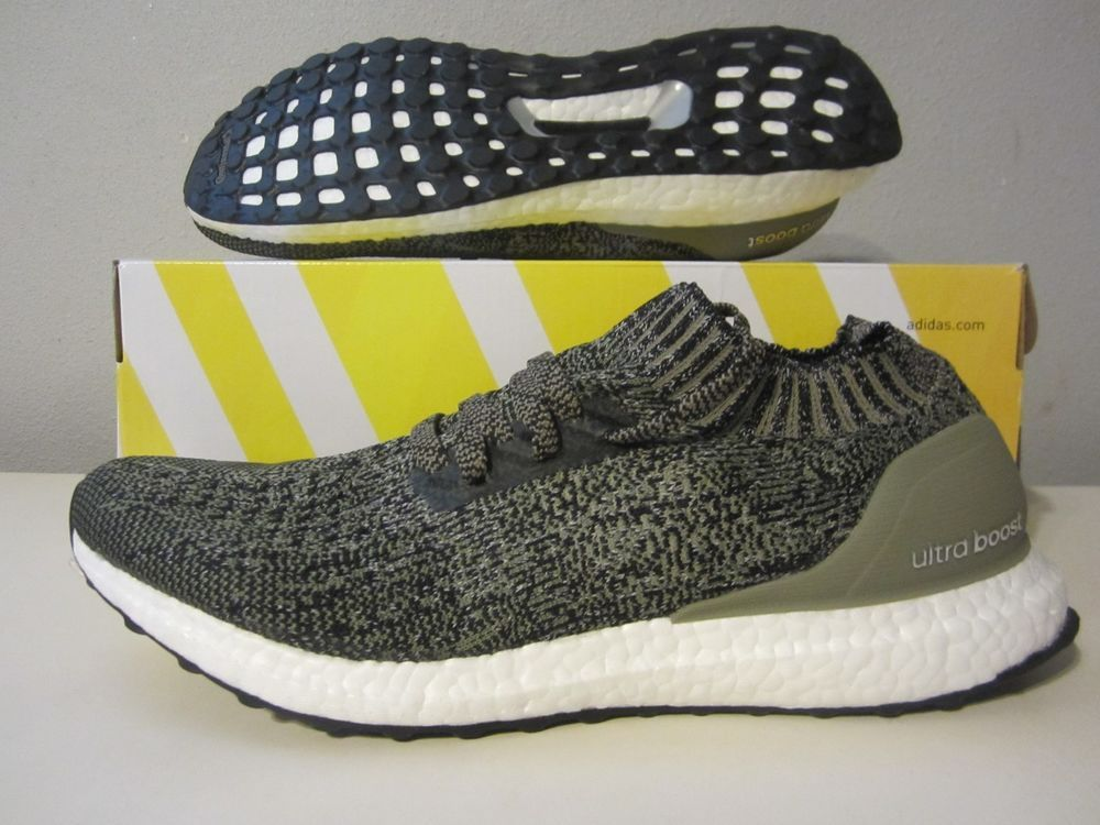 d181e3a67 (DA9160) DS Adidas Ultraboost Uncaged trace cargo olive sz 10 Mens  fashion   clothing  shoes  accessories  mensshoes  athleticshoes (ebay link)