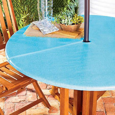 elasticized vinyl round table covers Google Search home