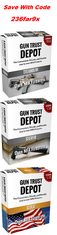 Be legal with your sbr rifle ar 15 and suppressor diy gun trust do it yourself gun trust the good folks at gun trust depot have created 3 different versions of their nfa trust all 3 versions are legal in all 50 states solutioingenieria Images