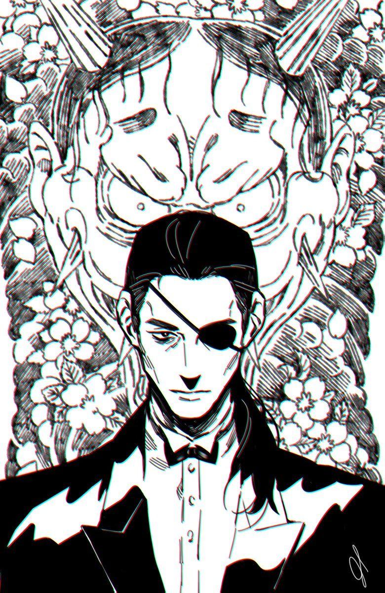 Yakuza Goro Majima by Koshimoro Videogames artwork