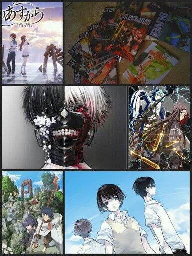 My Line Up For This Week Manga On Titan From Far Away