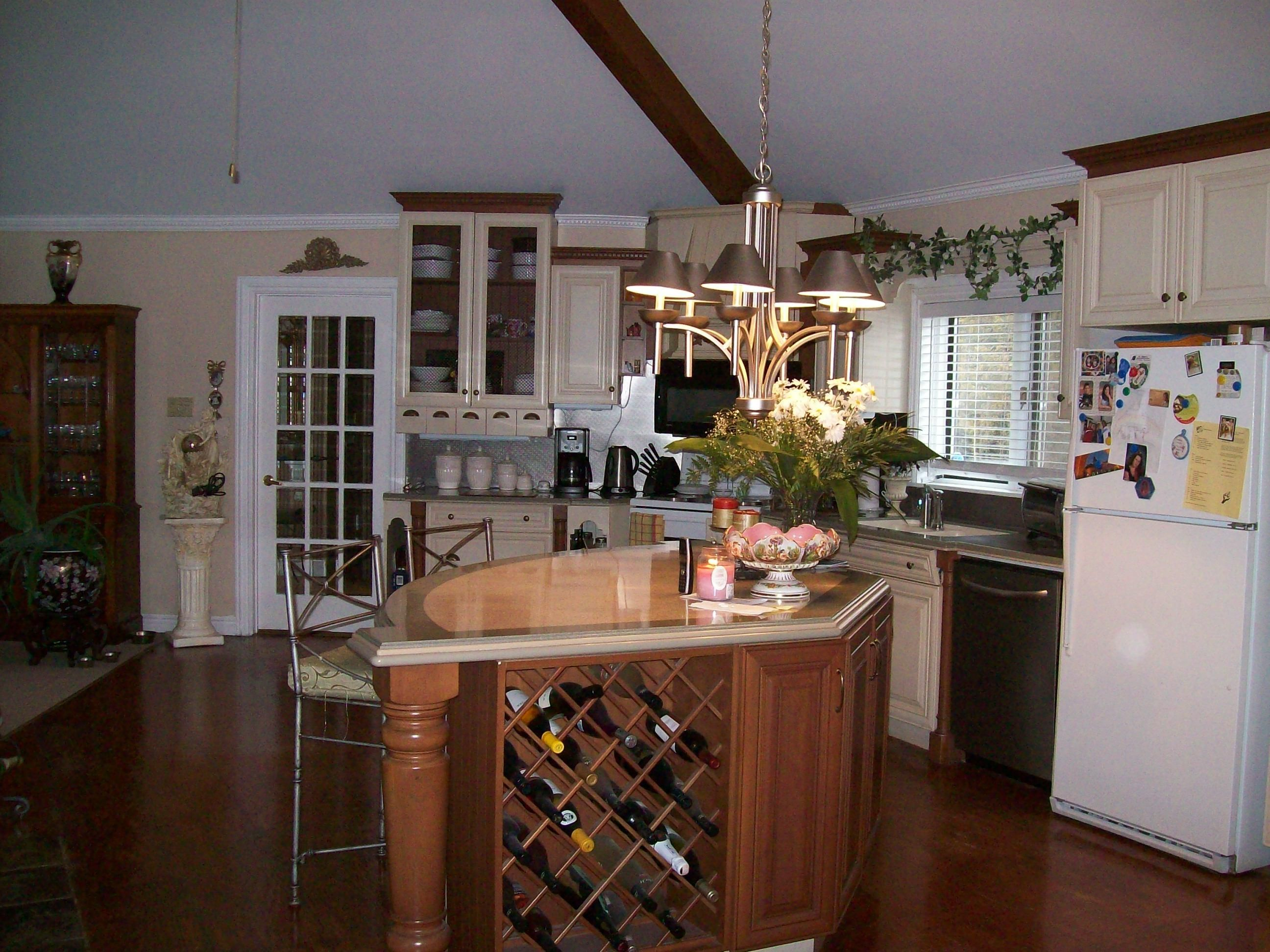 a remodelled open concept kitchen with island wine rack gorgeous kitchens pinterest open on kitchen remodel with island open concept id=76145