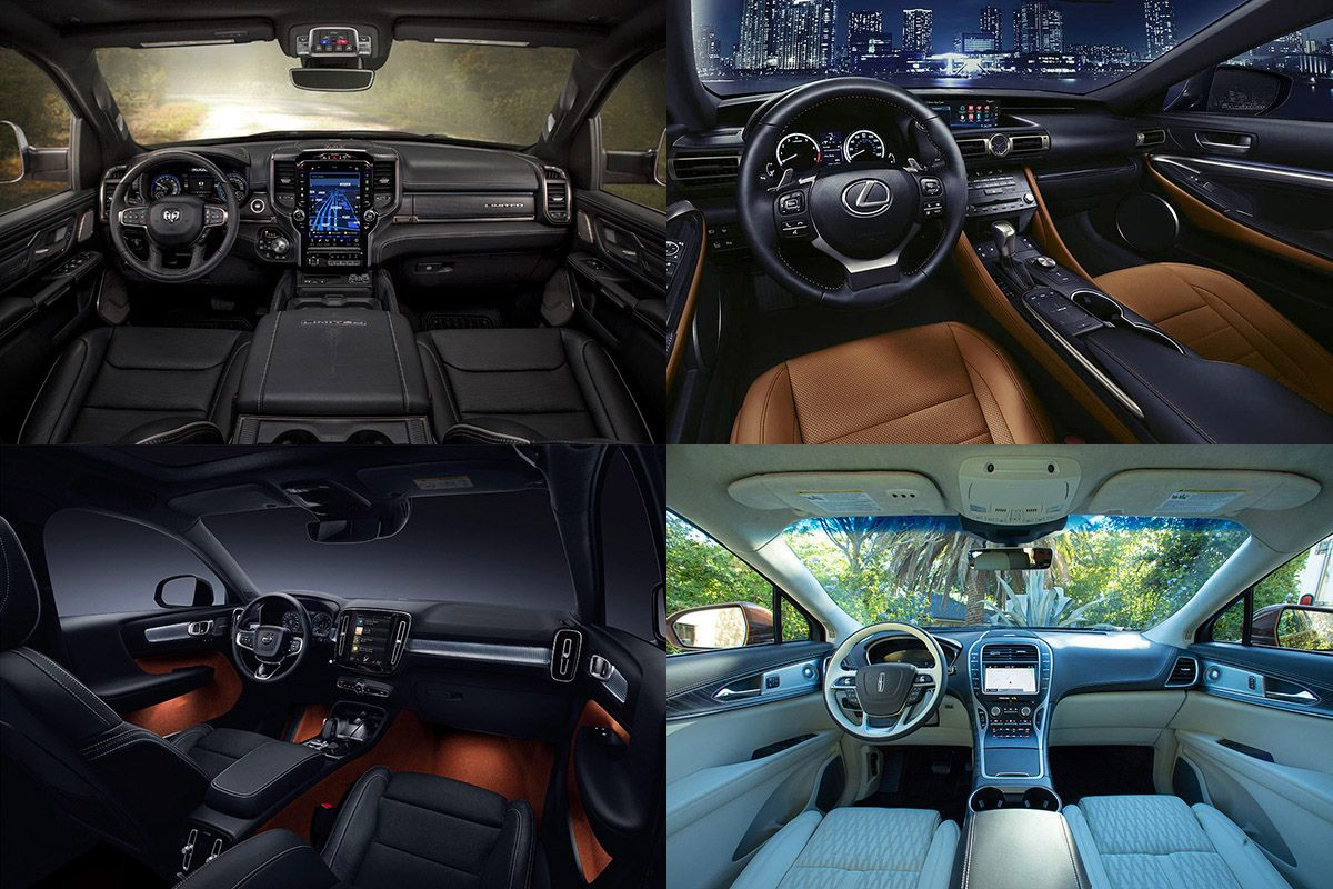 Best Amazing Design Top Car Interiors 2019 Best New Cars Best