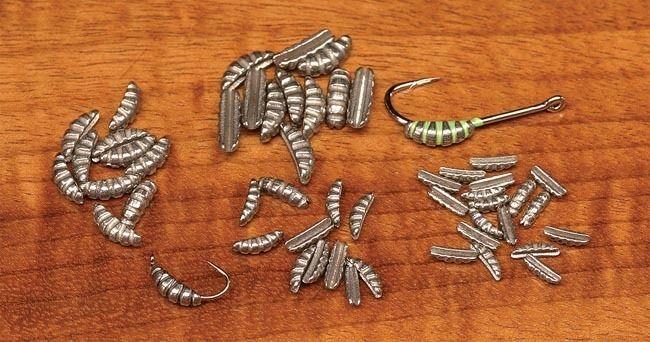 Cuerpos de Tungsteno Ninfas 5mm