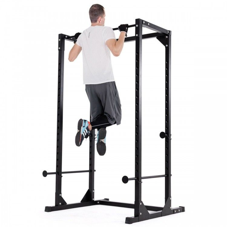 Chin up Squat Stand Strength Traning Adjustable Dumbbell