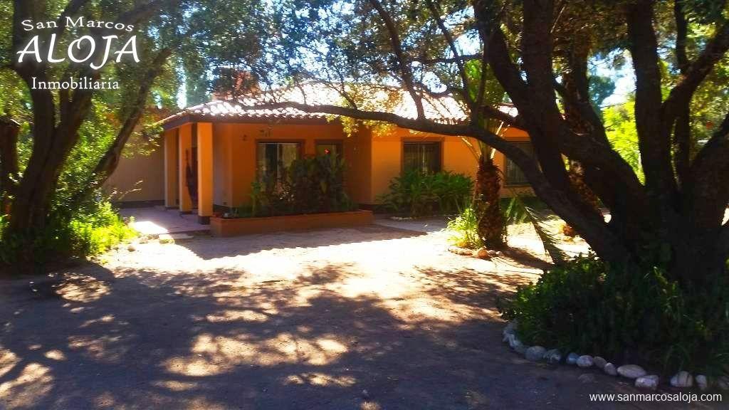 Inmobiliaria Aloja Vende Casa Sobre Calle San Martín Excelente Ubicación San Marcos Sierras Aloja Inmobiliaria San Marcos Casas En Venta Sierras