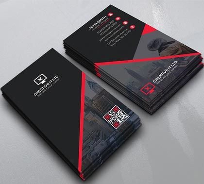 Amazing Professionally Designed Business Cards 10 Examples Photography Business Cards Template Free Business Card Templates Printing Business Cards