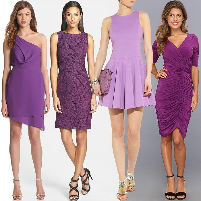 one in the light purple is ugly as heck! | Fashion is Me | Pinterest ...