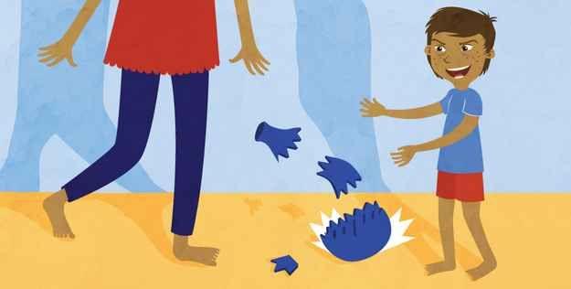 Esta es la razón por la cual tu hijo se comporta mal, y lo que puedes hacer al respecto