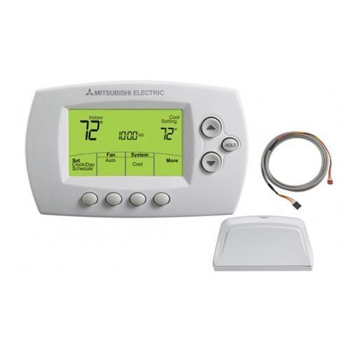 Wireless Remote Controller And Reciever Kit Mhk1 Thermostat For Mr Slim Units Home Thermostat Mitsubishi Heating And Cooling