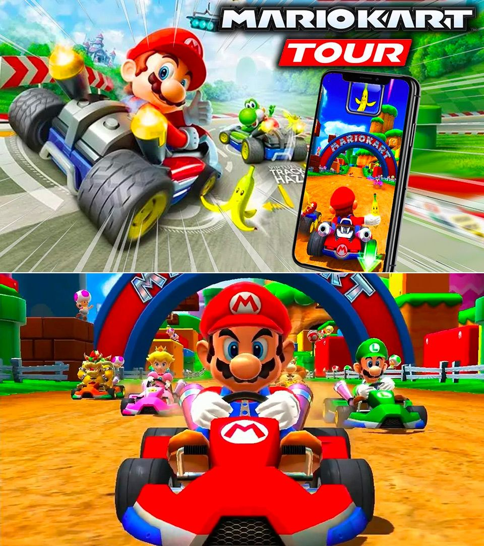 Mario Kart Tour Hits Android Devices This Summer For A Closed Beta