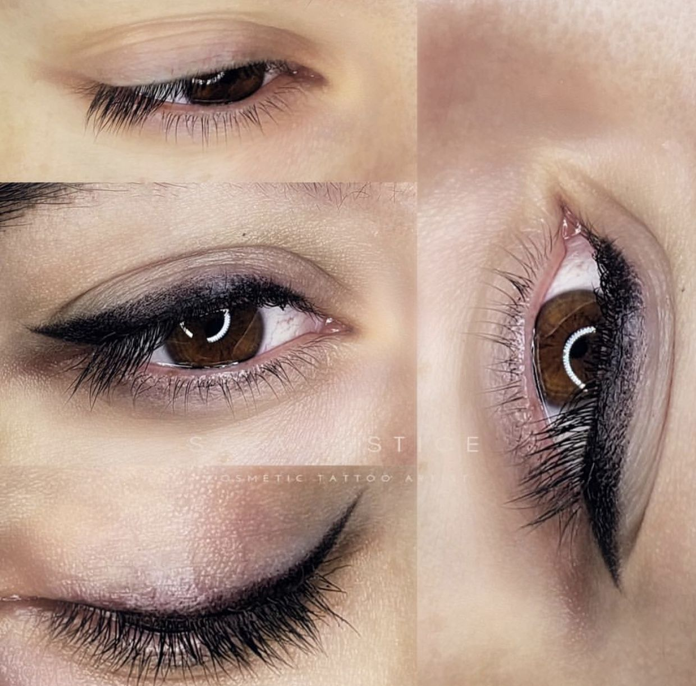 Permanent makeup eyeliner in fulton county ga sara