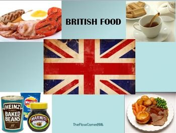 British cuisine has never been known for being the best. Nonetheless, we can find really tasty meals!What do they have for breakfast, lunch and dinner? What are the most traditional meals Brits eat?This powerpoint presents what a British person would eat in a regular day and some traditional meals they have for important days.At the end, there is a written task where students are asked to create a menu following the given instructions.