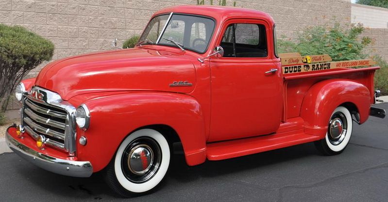 1951 gmc pickup for sale sault ste marie on
