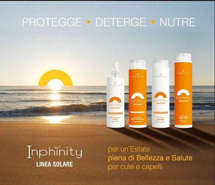 Solari per Capelli Inphinity Monacelli - Centro estetico Roma - Dimensione Bellezza