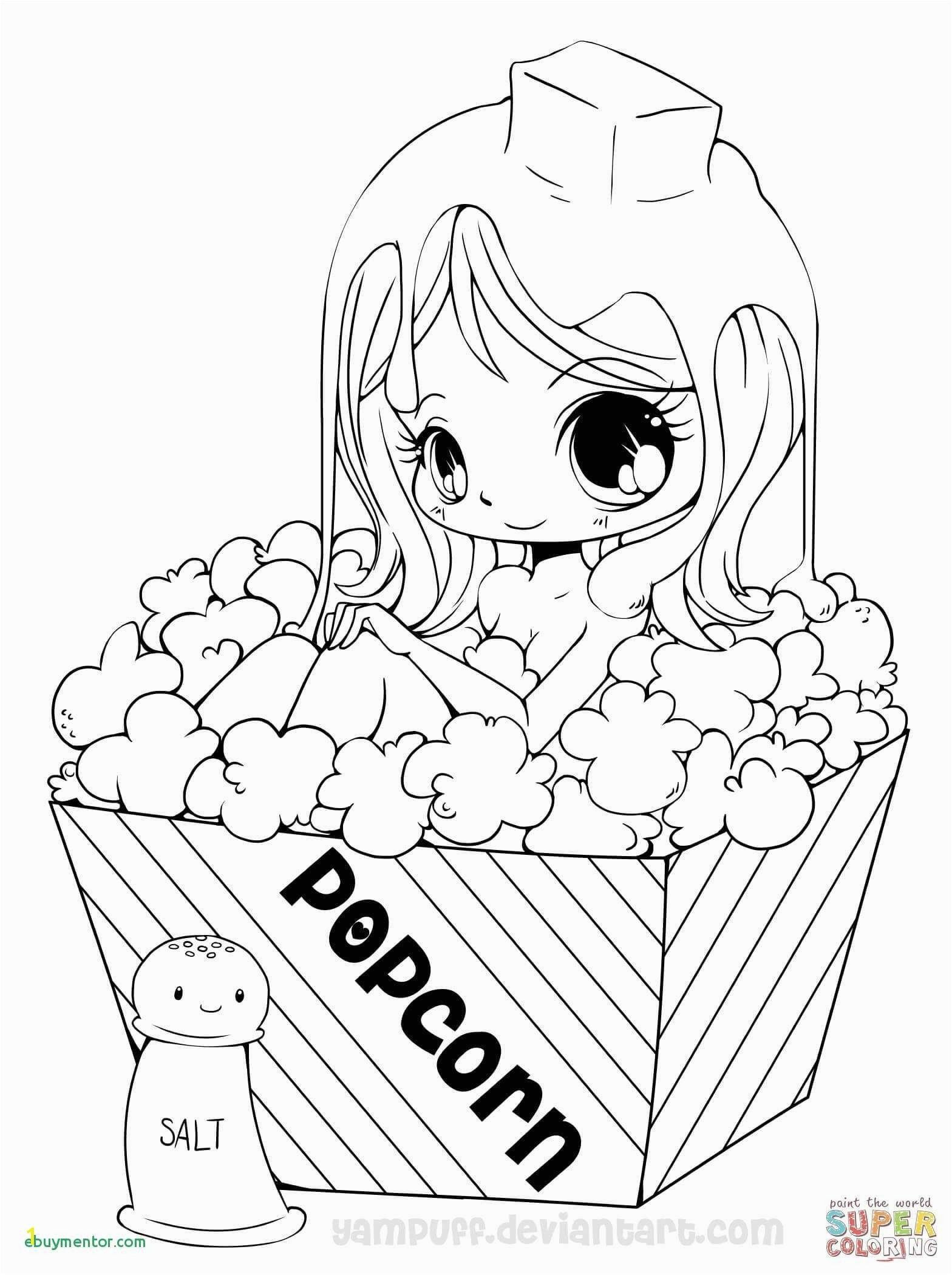 Cute Anime Coloring Pages Inspirational Beautiful Cute Girly Coloring Pages Chibi Coloring Pages Princess Coloring Pages Superhero Coloring Pages