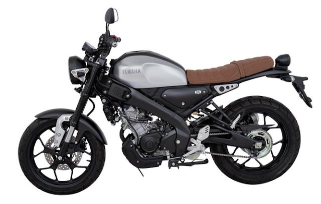 All New Yamaha Xsr155 Motorcycle Bike Moto Bike Yamaha