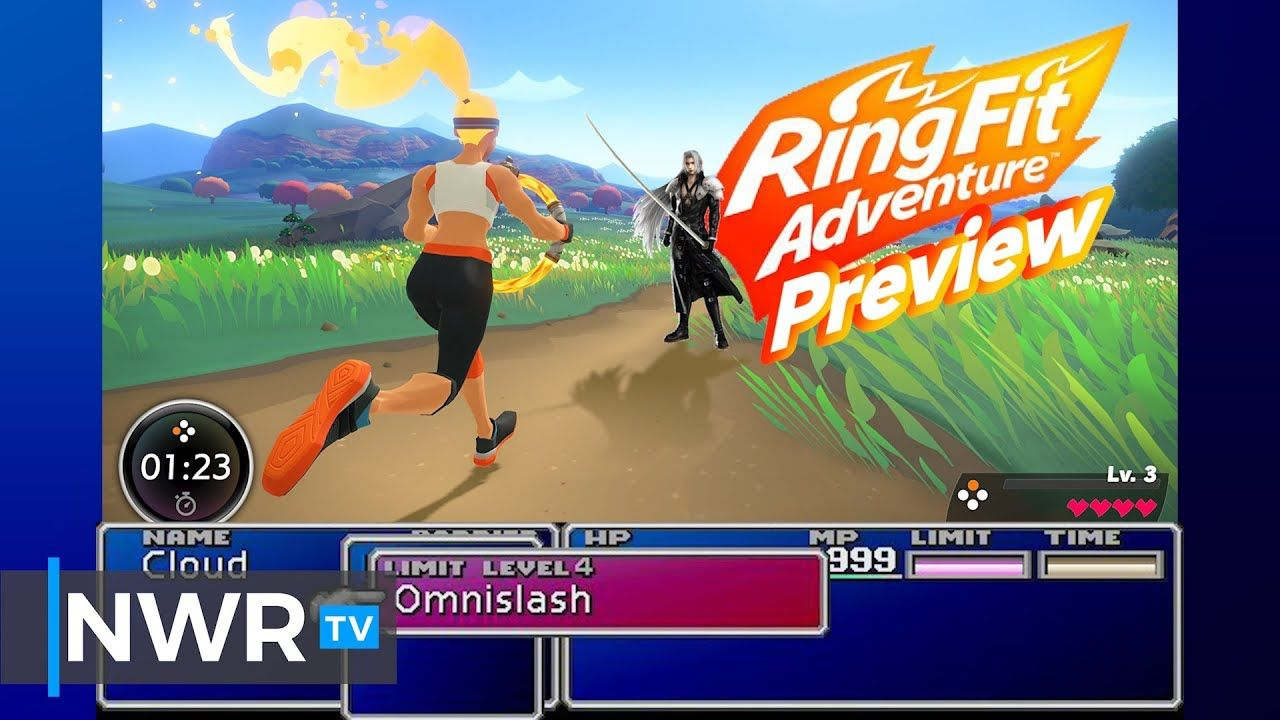 Ring Fit Adventure Nintendo Switch Fitness Rpg Preview Nintendo World Nintendo Switch Wii Fit