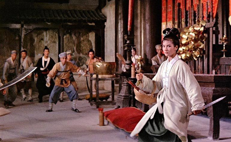 Come Drink With Me Comes Strongly Recommended In 2020 Brothers Movie Martial Arts Movies How To Memorize Things