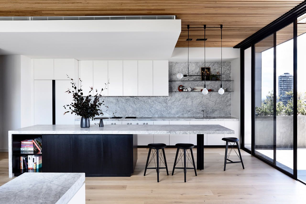 The Holly Penthouse In Melbourne Combines Luxury And Comfort