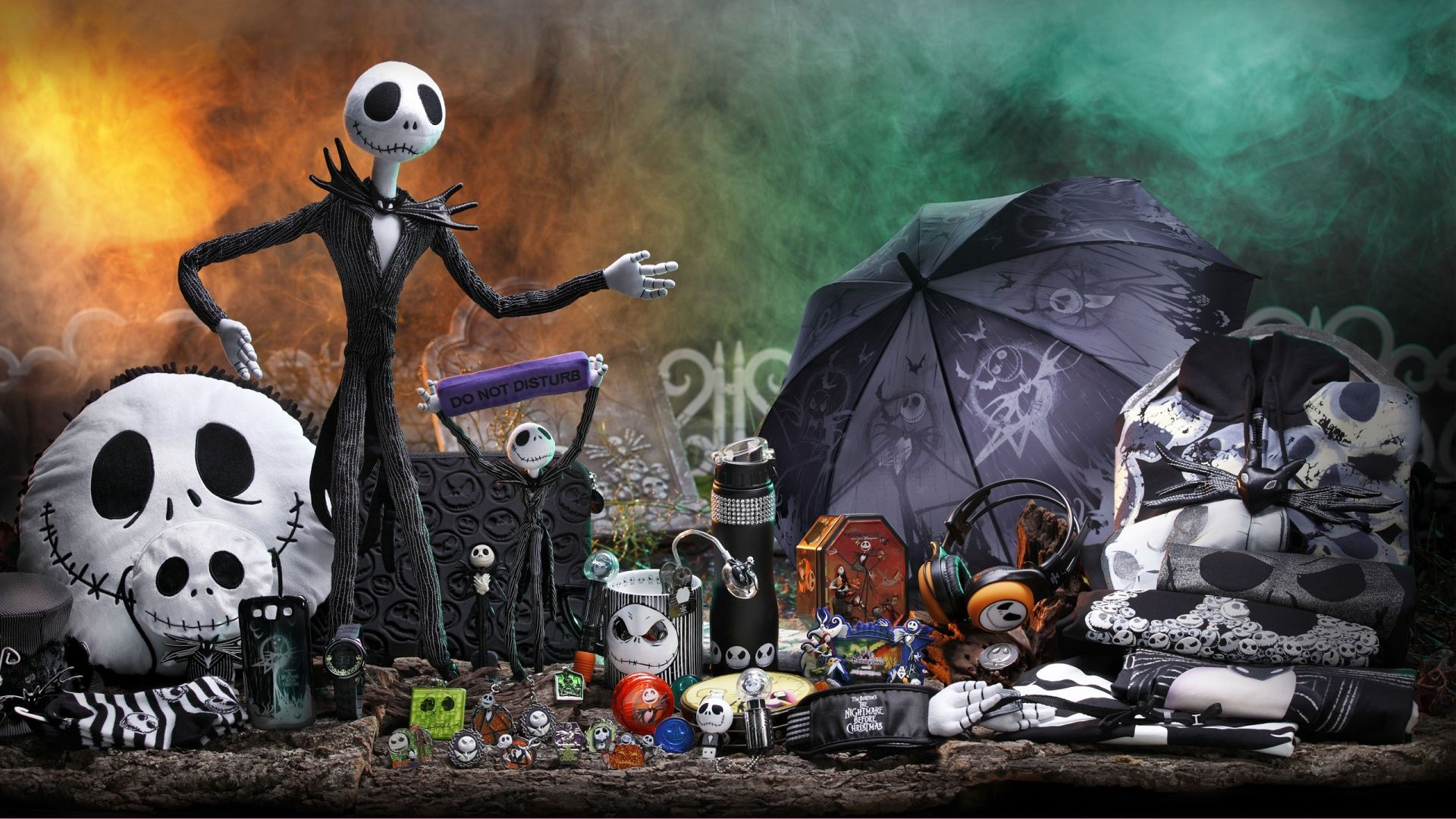 The Nightmare Before Christmas Wallpaper HD Wallpaper ...