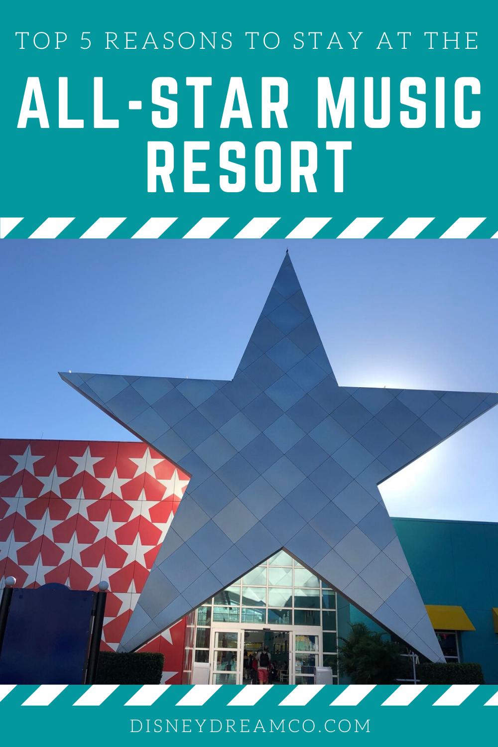 Top Five Reasontop 5 Reason To Stay At The All Star Musics To Stay At Disney S All Star Music Resort Disney World Tips And Tricks Disney Tips Disney World Trip