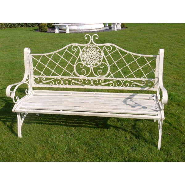 French Style Garden Bench Sy