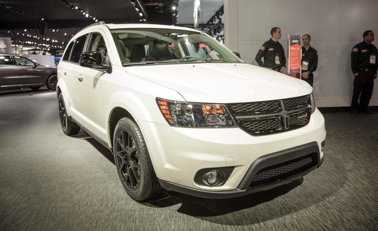 2013 Dodge Journey Blacktop |