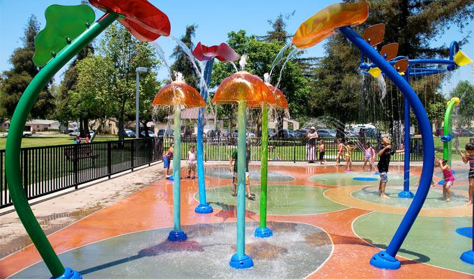 Parks In City Of Covina With Swimming Pool