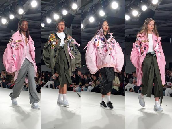 Gfw 25 University Of East London Graduation Style Fashion Fashion Design