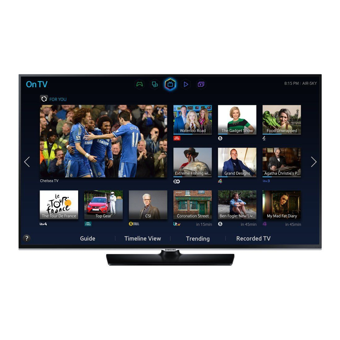 be2fa9c82dc BARGAIN Samsung UE32H5500 32-inch Widescreen Full HD Smart LED TV NOW £249  At Amazon - Gratisfaction UK Bargains #samsung