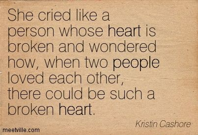 "Quote from ""Graceling"" by Kristin Cashore"