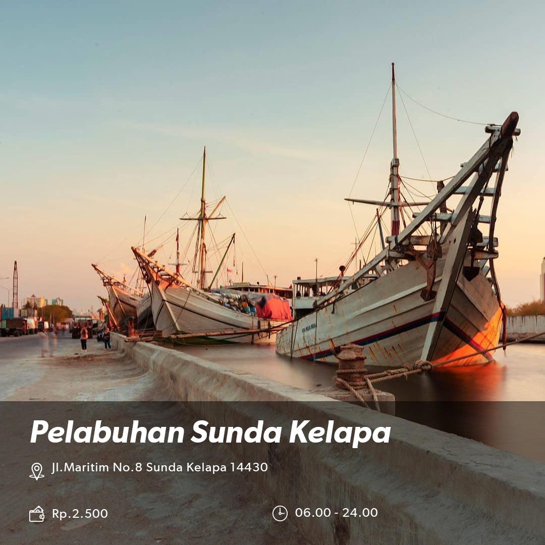 Kebanyakan Dari Kamu Pasti Sudah Tahu Kalau Jakarta Dulunya Menjadi Pusat Perdagangan Nusantara Nah Pintu Masuk Para Pedagang Sejarah Pintu Masuk Bepergian