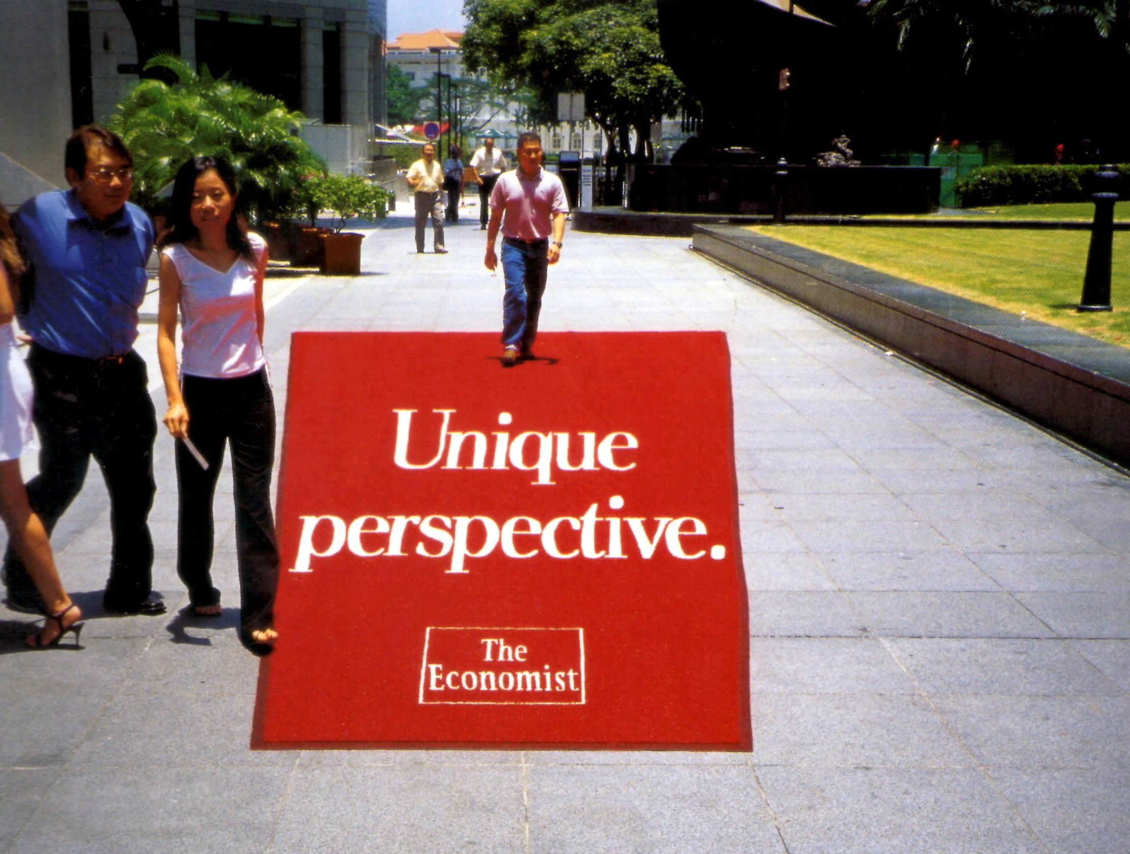 The Economist. Singapur (2004)