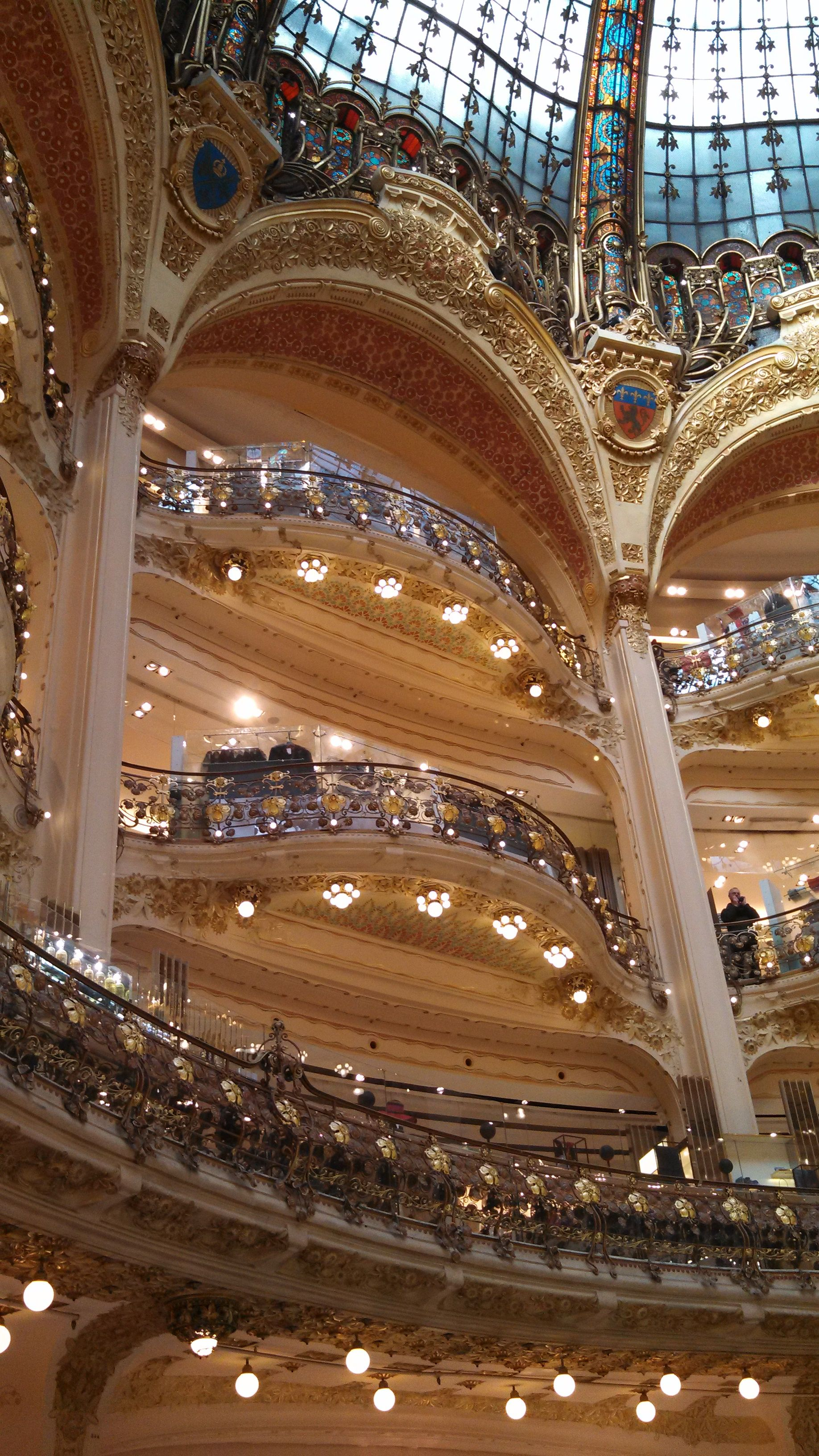 My Favorite Shopping Place Galeries Lafayette Paris Series Online Free Tv Series Online Streaming Movies Free
