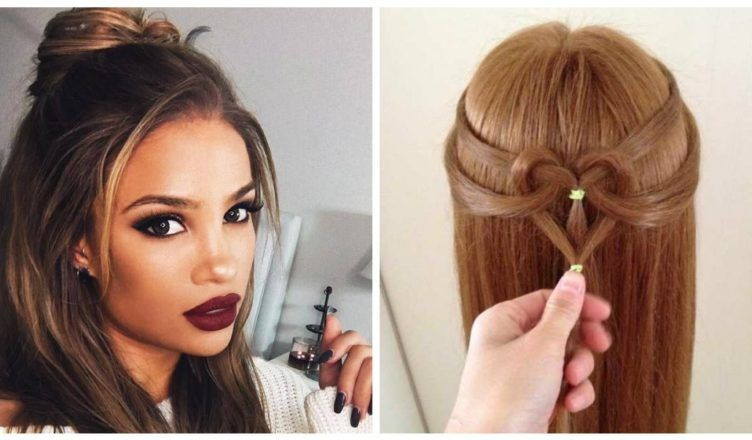 Hair Color In Style: New Hairstyle 2018: Hairstyle And Hair Color Trends 2018