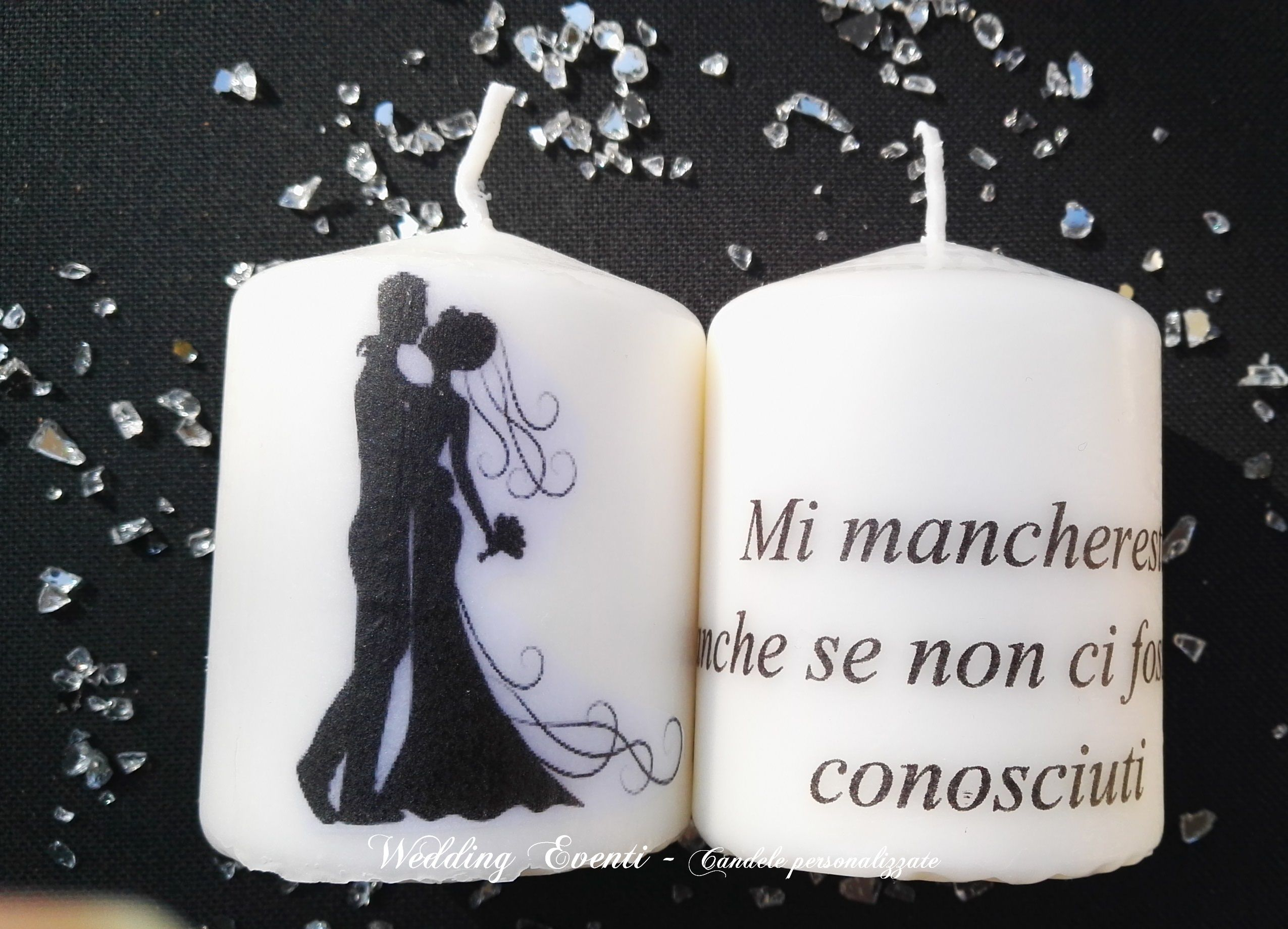 candele decorate per matrimonio oy35 regardsdefemmes