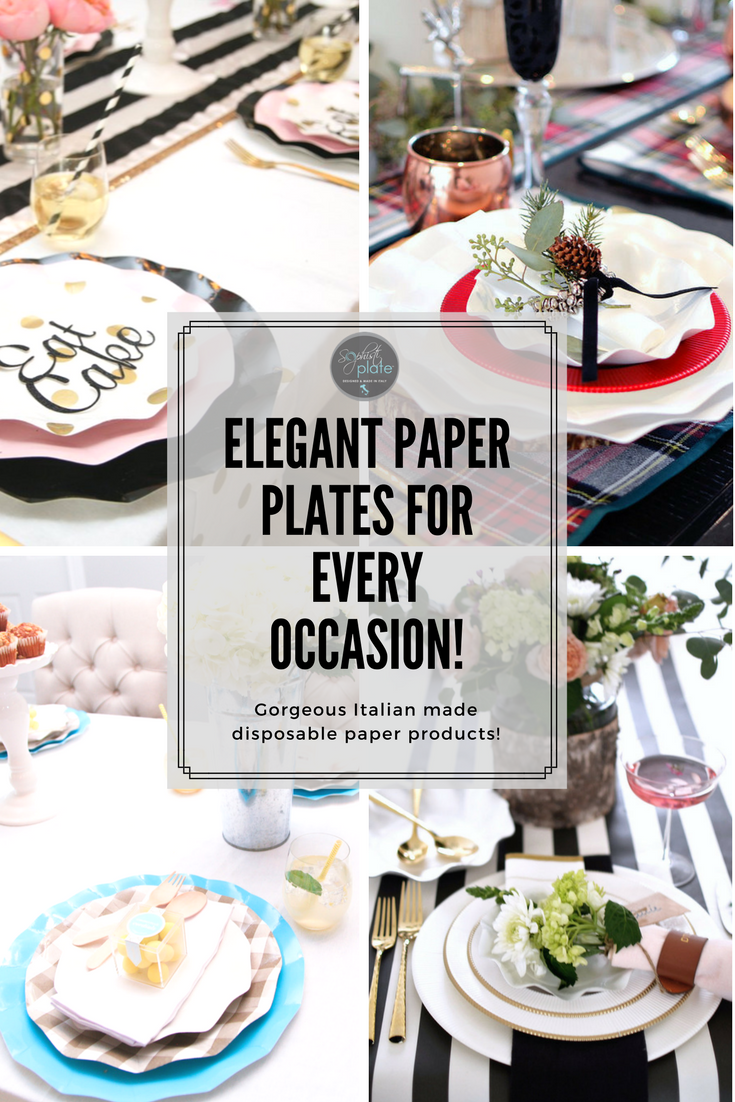 Pretty paper plates for every occasion. (P.s. Now they\u0027re pretty! & Pretty paper plates for every occasion. (P.s. Now they\u0027re pretty ...