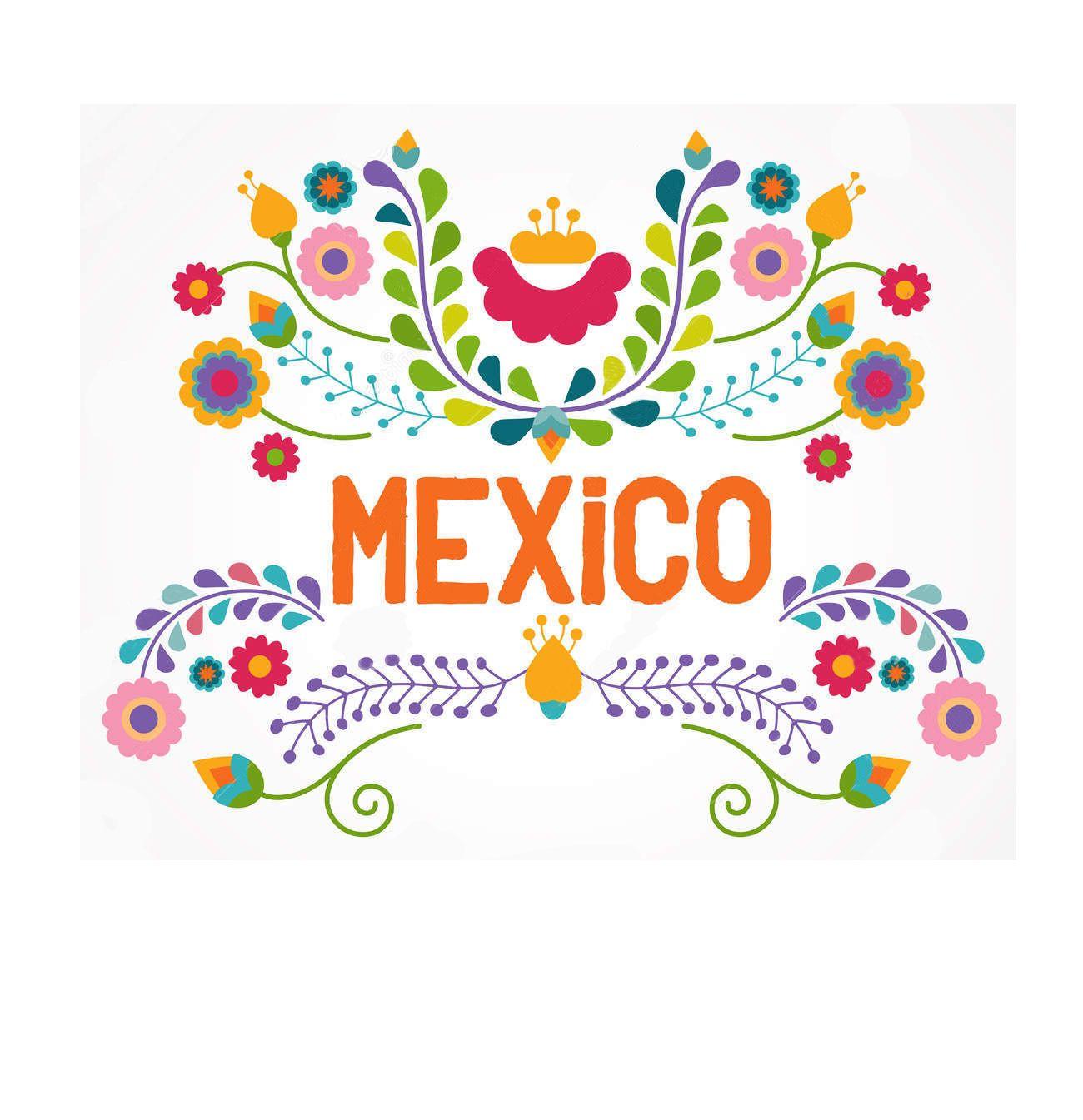 guarda con flores mexicanas  Buscar con Google  MANUALIDADES