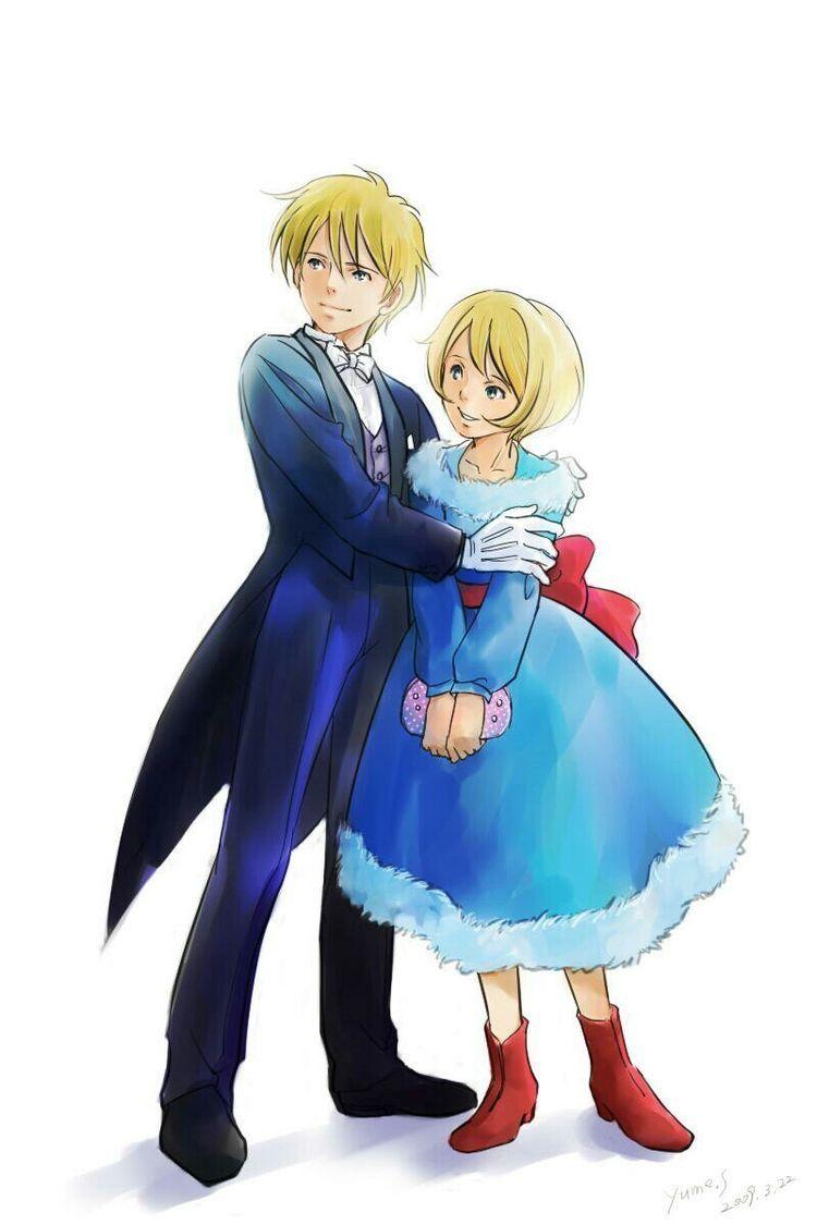 عهد الاصدقاء الفريدو واخته بيانكا Anime Sky Anime Old Anime