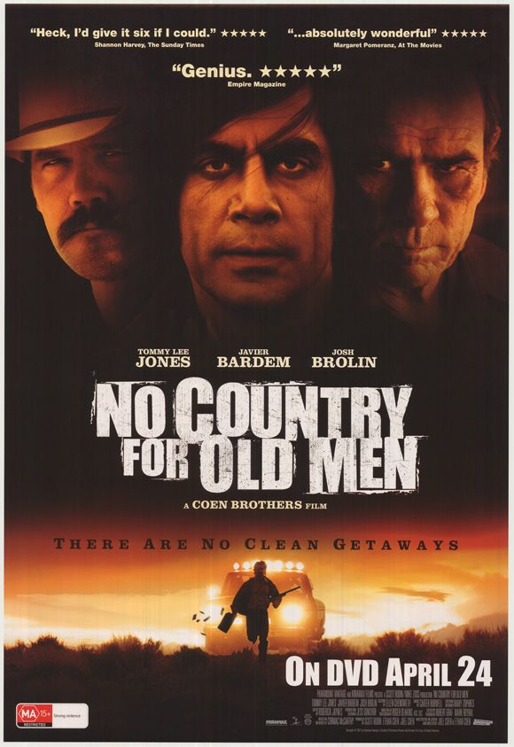 no country for old men   No Country For Old Men movie posters at MovieGoods.com