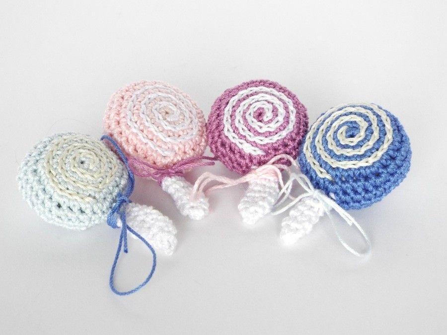 Tutorial Angioletto Amigurumi : Amigurumi lecca lecca tutorial amigurumi crochet christmas